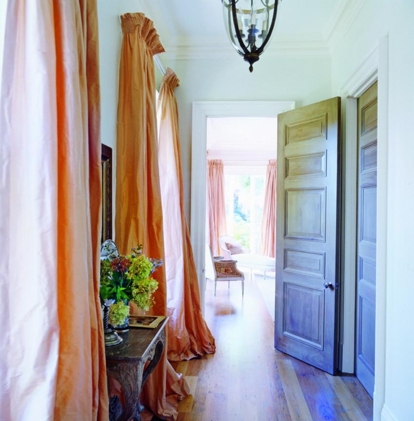 Занавески в коридор