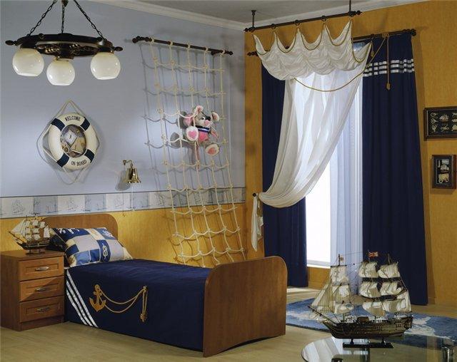 Шторы для маленьких комнат